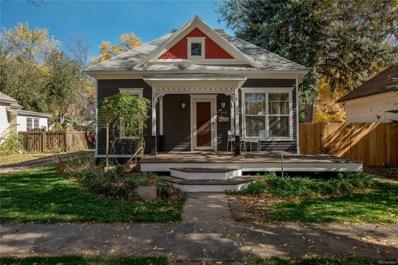 318 S Sherwood Street, Fort Collins, CO 80521 - MLS#: 9554599