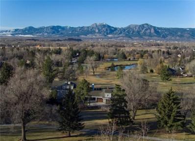4789 Old Post Court, Boulder, CO 80301 - MLS#: 9555616
