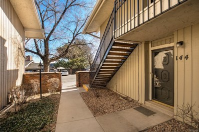 6495 E Happy Canyon Road UNIT 144, Denver, CO 80237 - #: 9559067