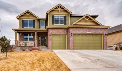 8722 Wild Horse Way, Frederick, CO 80504 - MLS#: 9563119