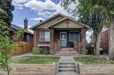 1434 Osceola Street, Denver, CO 80204 - #: 9566379