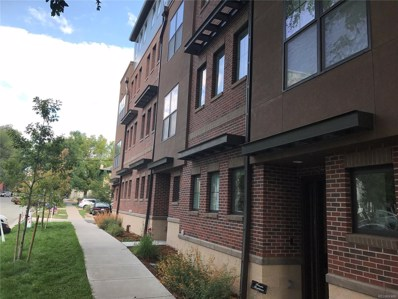 248 E Olive Street UNIT 8, Fort Collins, CO 80524 - MLS#: 9570022