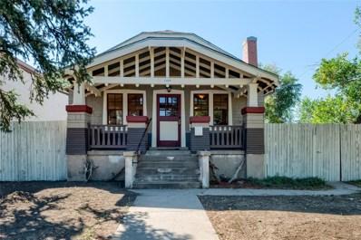 1490 W Maple Avenue, Denver, CO 80223 - MLS#: 9576238