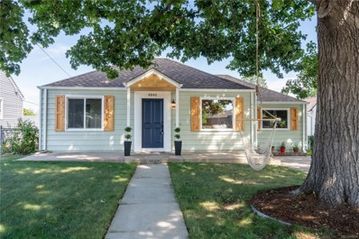 4840 Clay Street, Denver, CO 80221 - #: 9577290