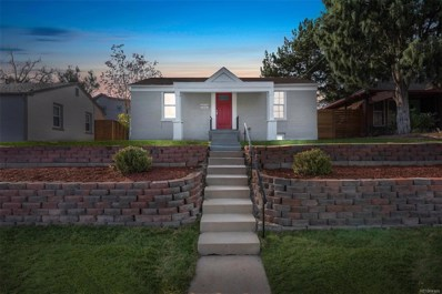 4509 Eliot Street, Denver, CO 80211 - #: 9578585