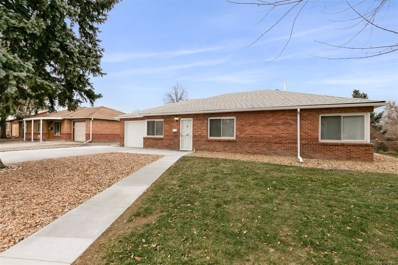860 Tucson Street, Aurora, CO 80011 - MLS#: 9580899