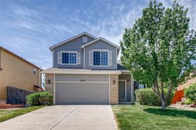 1255 Parsons Avenue, Castle Rock, CO 80104 - MLS#: 9583754