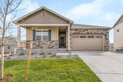 2108 Shadow Creek Drive, Castle Rock, CO 80104 - MLS#: 9586764