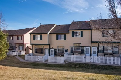 8199 Welby Road UNIT 1606, Denver, CO 80229 - MLS#: 9591429