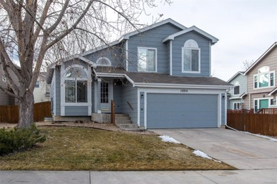 10815 Crooke Drive, Parker, CO 80134 - #: 9591483