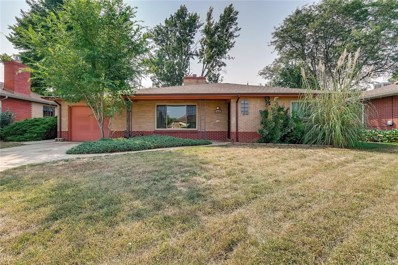 3955 Lamar Street, Wheat Ridge, CO 80033 - MLS#: 9594180
