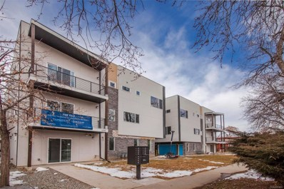 1895 N Vine Street UNIT 103, Denver, CO 80206 - #: 9594761