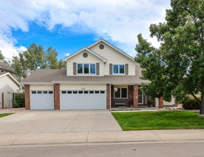 1407 Barberry Drive, Fort Collins, CO 80525 - MLS#: 9594981