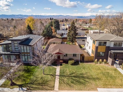 1385 S Garfield Street, Denver, CO 80210 - MLS#: 9595167