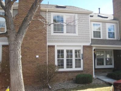 9601 W Chatfield Avenue UNIT E, Littleton, CO 80128 - MLS#: 9598211