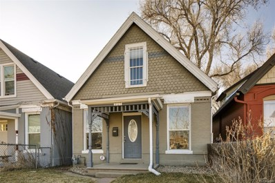 3113 N Columbine Street, Denver, CO 80205 - #: 9601393