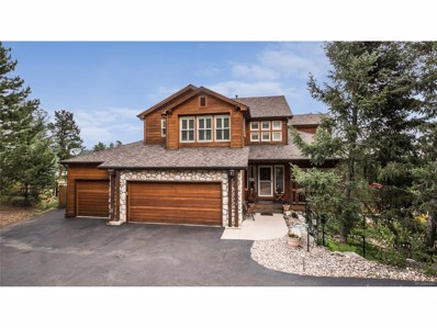 3134 Elk View Drive, Evergreen, CO 80439 - #: 9604421
