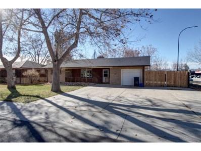 5707 S Hickory Way, Littleton, CO 80120 - MLS#: 9609000