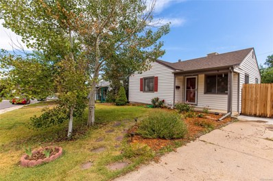 1590 S Wyandot Street, Denver, CO 80223 - #: 9616063