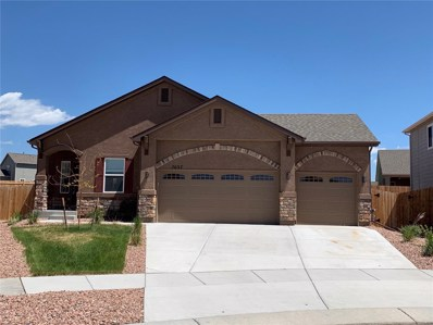 7637 Cat Tail Creek Drive, Colorado Springs, CO 80923 - #: 9617320