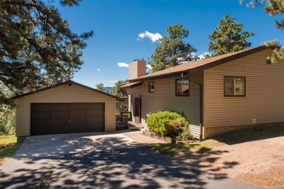 24674 Chris Drive, Evergreen, CO 80439 - #: 9618953