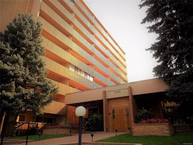 8060 E Girard Avenue UNIT 411, Denver, CO 80231 - MLS#: 9623051