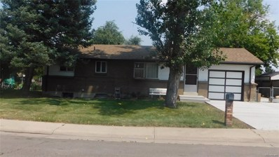 6762 Marshall Street, Arvada, CO 80003 - MLS#: 9633902