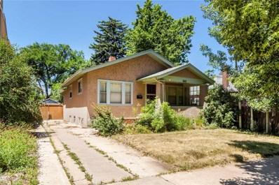 1865 S Emerson Street, Denver, CO 80210 - MLS#: 9636323