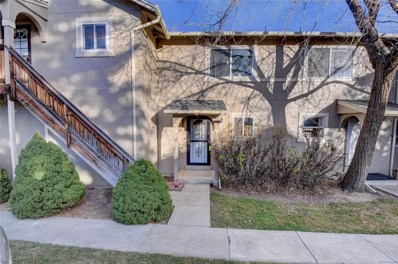 7971 York Street UNIT C, Denver, CO 80229 - MLS#: 9637407