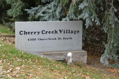 5300 E Cherry Creek South Drive UNIT 221, Denver, CO 80246 - MLS#: 9644323