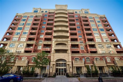 1950 N Logan Street UNIT 1201, Denver, CO 80203 - #: 9644434