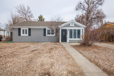 1068 Wheeling Street, Aurora, CO 80011 - #: 9645172