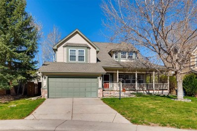 12855 S Crazy Horse Court, Parker, CO 80134 - MLS#: 9646100
