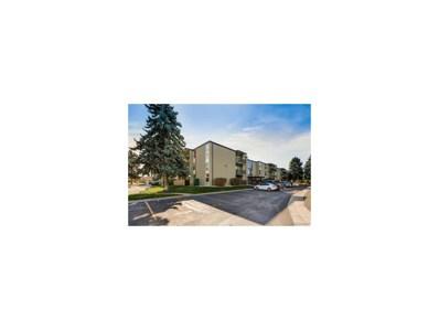 2231 S Vaughn Way UNIT 317B, Aurora, CO 80014 - MLS#: 9648185
