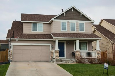 4027 S Odessa Circle, Aurora, CO 80013 - MLS#: 9649738
