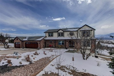 575 Harness Road, Monument, CO 80132 - #: 9651977