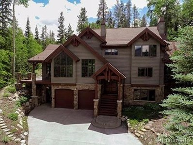 525 Two Cabins Drive, Silverthorne, CO 80498 - MLS#: 9653067