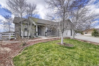 8576 Copenhagen Road, Peyton, CO 80831 - #: 9654879