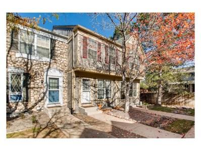 8186 S Fillmore Way, Centennial, CO 80122 - MLS#: 9655089