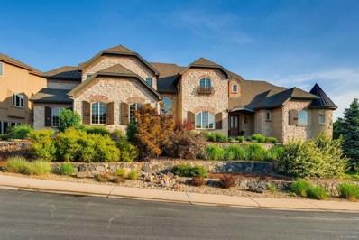 1183 Buffalo Ridge Road, Castle Pines, CO 80108 - MLS#: 9655459