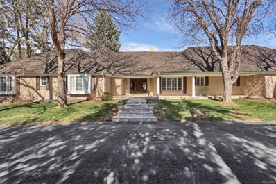 36 Sedgwick Drive, Cherry Hills Village, CO 80113 - MLS#: 9661501