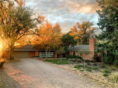 1655 Mesa Road, Colorado Springs, CO 80904 - MLS#: 9661588