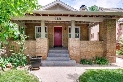 2288 Bellaire Street, Denver, CO 80207 - #: 9664271