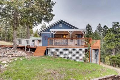 27487 Spruce Lane, Evergreen, CO 80439 - #: 9664877