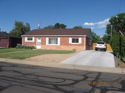 9300 Race Street, Thornton, CO 80229 - MLS#: 9666294
