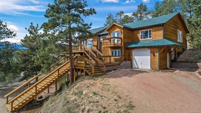 443 Eagle Trail, Bailey, CO 80421 - MLS#: 9671146