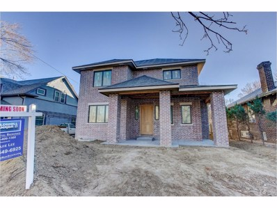 1144 S Gaylord Street, Denver, CO 80210 - MLS#: 9672037