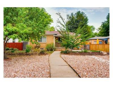 1566 Quebec Street, Denver, CO 80220 - MLS#: 9672997