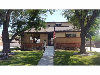 6900 Larsh Drive, Denver, CO 80221 - MLS#: 9674252