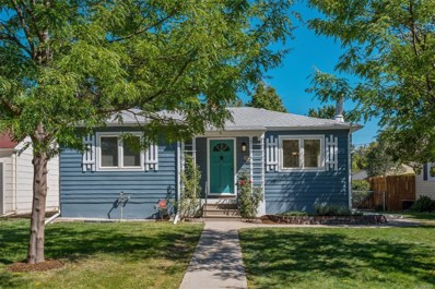 2456 S Humboldt Street, Denver, CO 80210 - #: 9675389